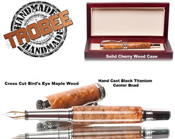 Unique wood fountain pen offer luxury and make great business gifts best pen shop online with fine writing instruments