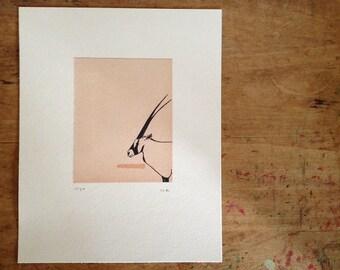 Oryx - Art Print