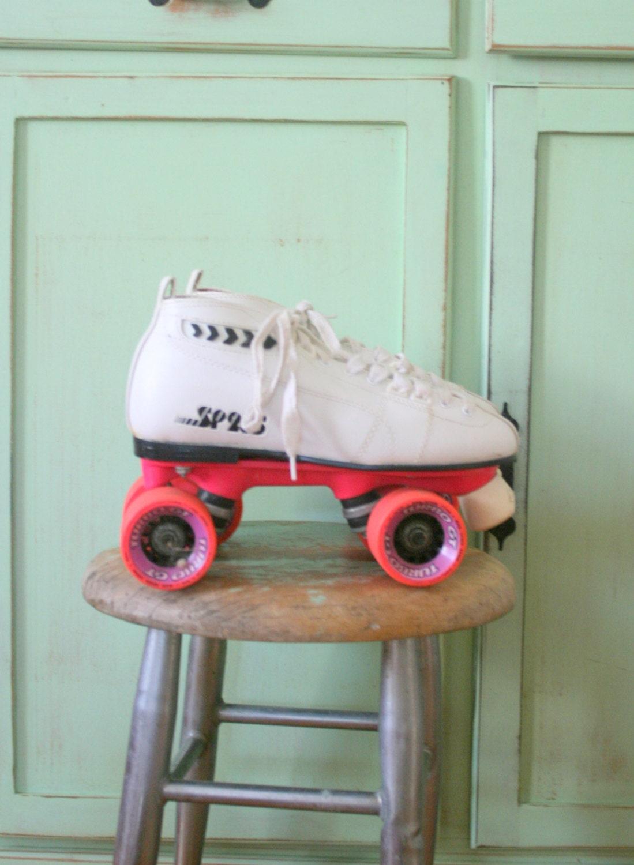Vintage Roller Skates Size 8 8 5 Womens Roller Skates