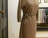 Vintage 1960s Tunic Dress