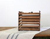 vintage egg crate, Humpty Dumpty egg carrier, rustic farm decor