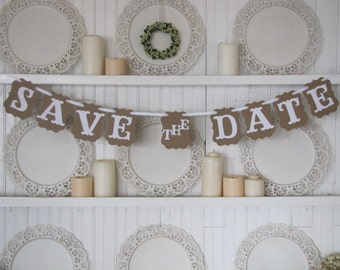 Save the Date Banner, Save the Date Wedding Sign, Engagement Photos, Wedding Photos, Wedding Announcements, Wedding Signe