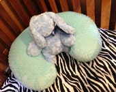 Minky Boppy Cover, Nursing Pillow Cover, Several Colors To Choose From