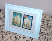 The Ships Come Sailing In Wall Hanging