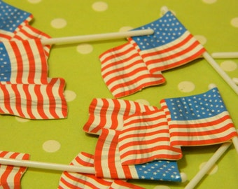 American Flag Picks