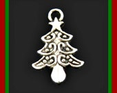 Christmas Tree Charms ( 4 pack) LOW SHIPPING