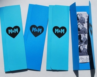 Photo booth Photo-Strip Picture Holders Party Favor