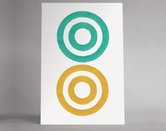 Untitled (Double Target)