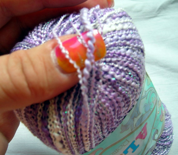 Yarn supply: Alize Romantika batik yarn. Hypoallergenic multicolor ...