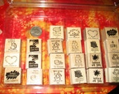Stampin UP Heartfelf Favoriten Set