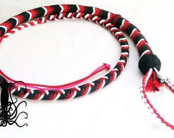 4 foot custom 12 plait snakewhip