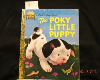 The Poky Little Puppy a Little Golden Books