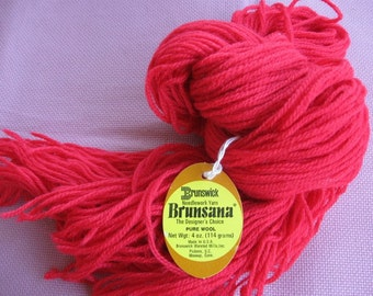 Needlepoint, Brunsana, Persian yarns, 3 ply,large skein 2.8 oz , not a full 4oz skein.