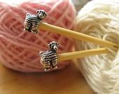Sheep Bamboo Knitting Needles