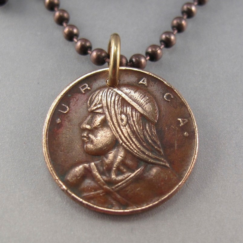 panama necklace coin jewelry coin charm necklace indian
