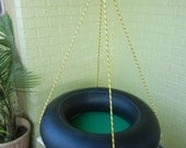 Items similar to Special needs platform tire swing large