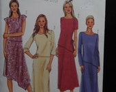Butterick 4064  Misses Top and Skirt