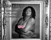 Bijou framed, nude -Matur...
