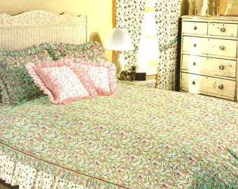 Comforter Cover and Pillows Pattern McCalls 3143