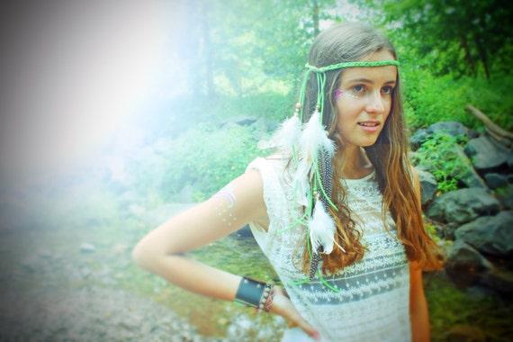 Firefly Lights Festival Hippie headband
