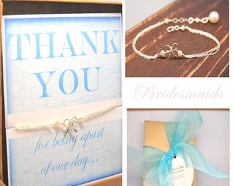 Will You Be My Bridesmaid Gifts and Favors/Bridesmaid Gift with Card Ideas/Help Me Tie The Knot
