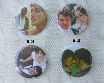 Pride & Prejudice Pocket Mirror