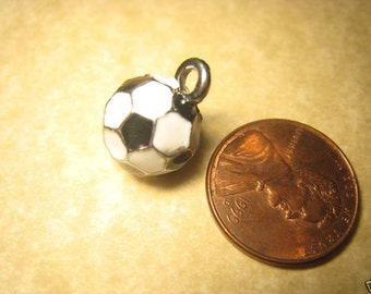 New Cute Small Sport Soccer Charm Pendant