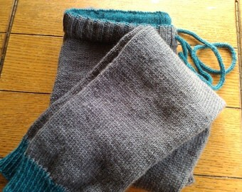 Long Johns PDF knitting pattern