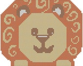 Baby Lion Cross Stitch Pattern/Baby Cross Stitch Pattern/Lion Cross Stitch Pattern/Counted Cross Stitch Pattern/Digital Pattern