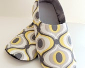 Womens Indoor Shoes - House Shoes - Slippers - Custom Order