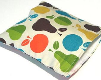 Reusable Sandwich Bags  - Apple & Pear Reusable Sandwich Bag