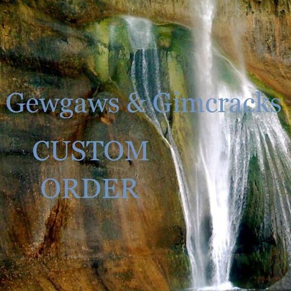Custom order for jennydictatrix