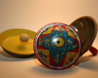 Vintage toy noise makers