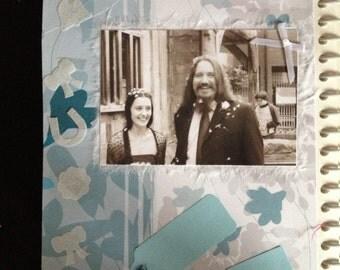 Bespoke/ Personalized Scrapbook (10+ photos)