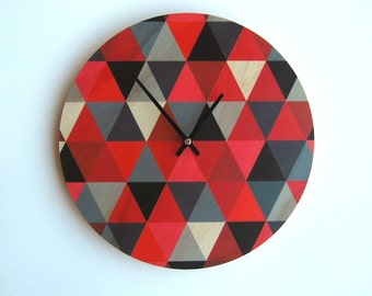 Objectify Smidgeon Wall Clock