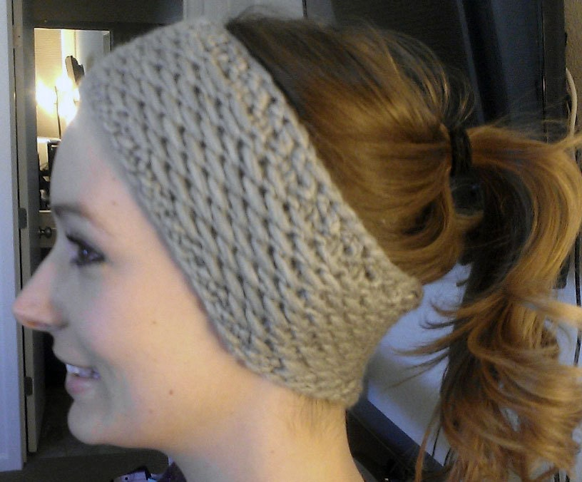 Best 25 knitted headband pattern ideas on pinterest knitted