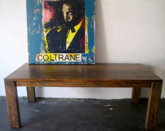 Beautiful Dining Table.Made in Los Angeles.