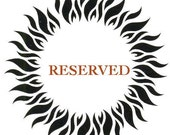 Reserved for Deb - The Sun King