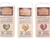 Spice Blend Mix & Match - 3 Samplers - Eco Gift Set - Earth Market - Food Gift - Herbs and Spices - DIY dip mix - pasta sauce mix