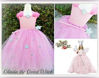 Glinda the Good Witch Tutu Set