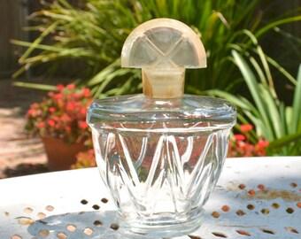 Vintage Art Deco Charbert Breathless Perfume Bottle