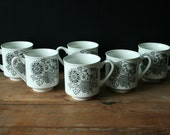 Grindley Manitou Teacups