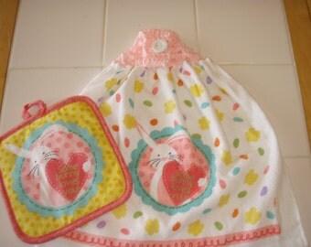 Easter Towel Set