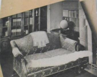 Modern Chair Sets Knitting Patterns