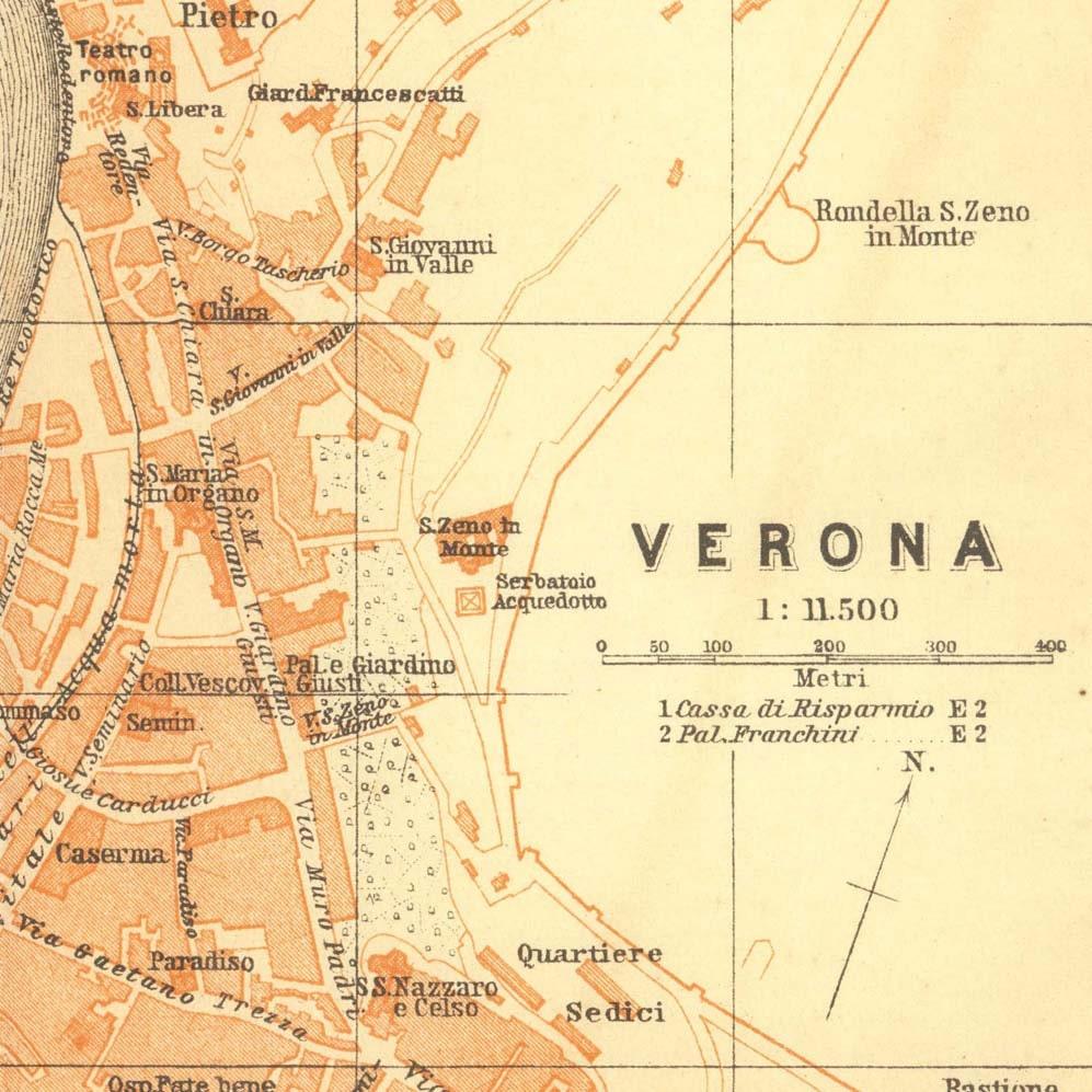 verona italy carte - photo#14