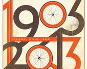 100 Years of The Tour de France