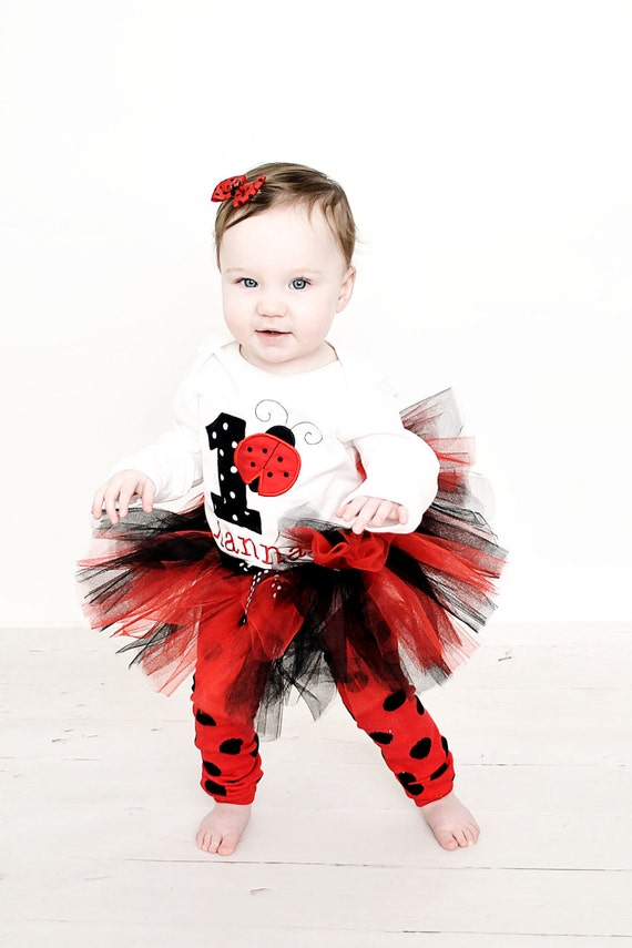Lady Bug Outfit