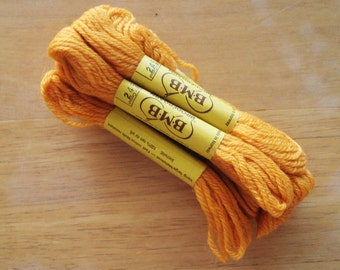BMB Norwegian Tapestry Wool Dusty Orange Color 245.