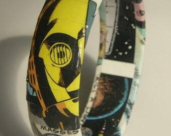 Star Wars Comic Book Bracelet