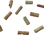 Ancient  Egyptian XVIII Dynasty Mummy Beads 1100 BC